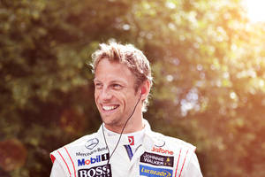 sport lifestyle travel portrait advertising photographer photography automotive motorsport jenson button formula 1 one