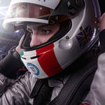 sport lifestyle travel portrait advertising photographer photography motorsport formula 1 one Alex Shore Dino