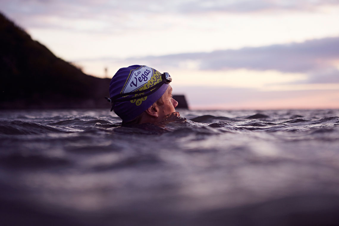 sport lifestyle advertising photographer photography open water swimming uk Alex Shore Open Water