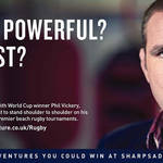 sport lifestyle travel portrait advertising photographer photography phil vickery rugby sharps brewery beer Alex Shore Phil Vickery | Sharp's Brewery