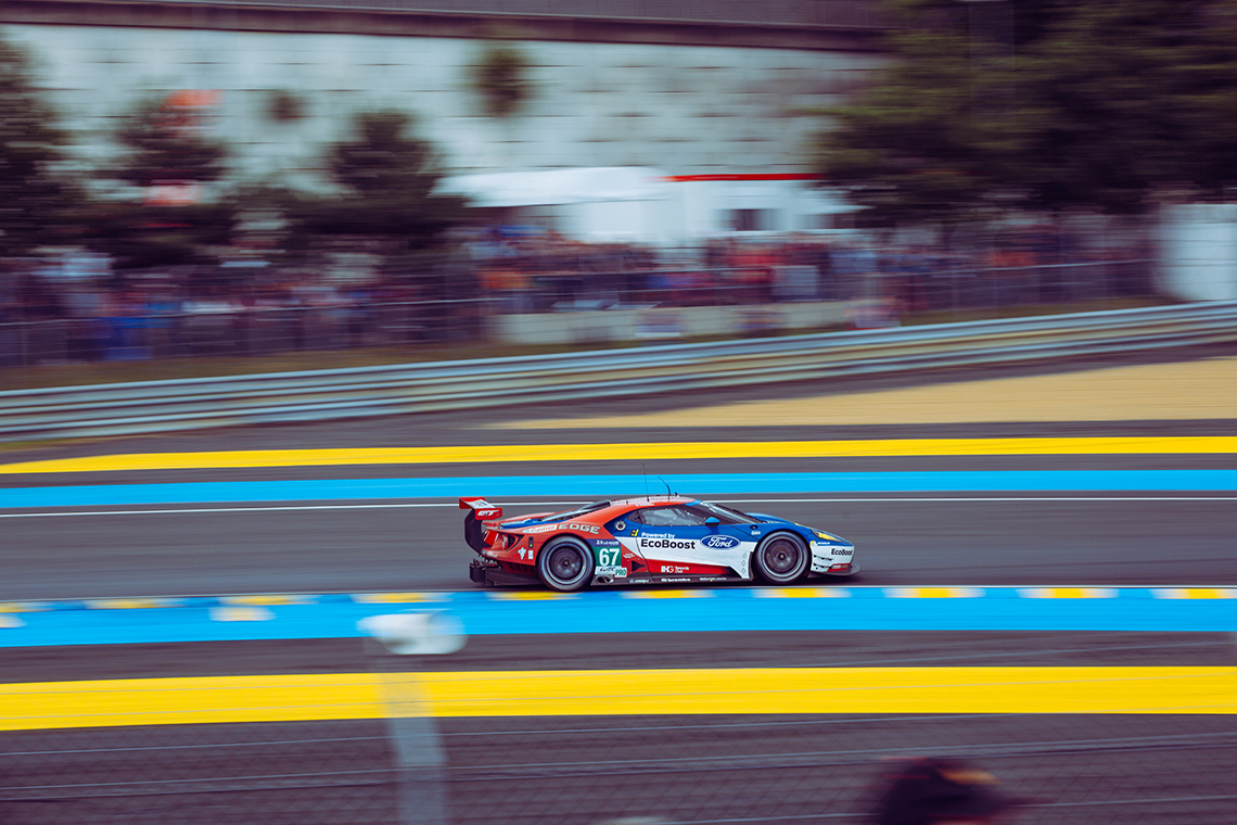 automotive advertising photographer car le mans Alex Shore Audi | Le Mans