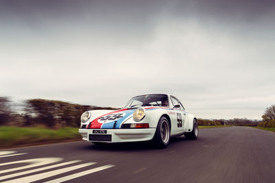 Jonathan Williams for Type 7 | Porsche RSR