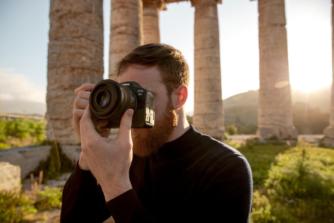 Alex Shore Canon Europe